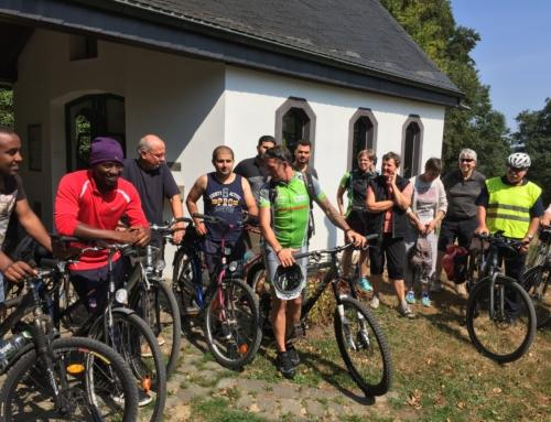 Wieder Fahrradtour am 16.September, Treffpunkt 11.30 Uhr an der Kirche