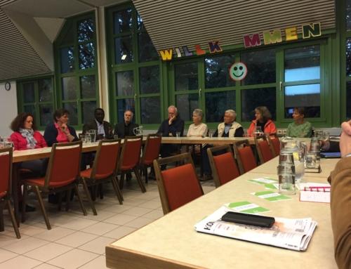 Info-Abend über Guinea: Flüchtlinge berichten über ihr Land