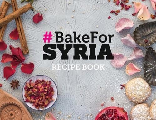 Internationaler Frauentreff: Backen für Syrien – #Bake for Syria