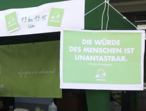 """Impressionen vom """"Fest"""" am Sonntag, dem 2. Juni 2019 – am Stand von WkiWk"""