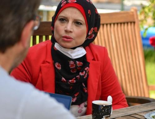 Safaa Sawan im Interview