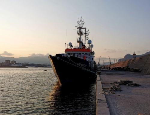 Sea-Watch 4 willkürlich festgesetzt: Die Kriminalisierung ziviler Seenotrettung erreicht einen neuen Höhepunkt