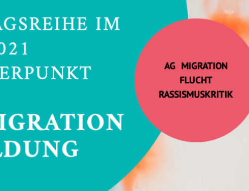 Digitale Vortragsreihe zu Flucht, Migration und Bildung